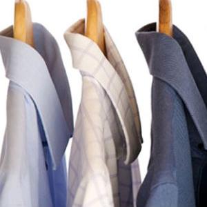 Tintorería en camisas a domicilio