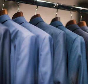 Tintorería de trajes a domicilio