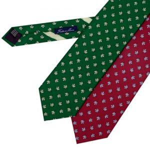 lavado y planchado de corbatas y pajaritas