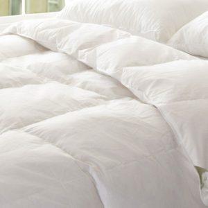limpieza de edredones y mantas