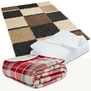 pack home: limpieza dos edredones o mantas