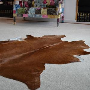 Limpieza alfombras de piel a domicilio