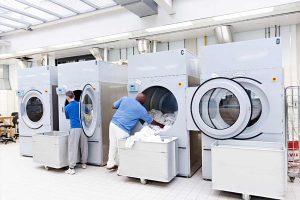 Serviciod de lavandería Industrial