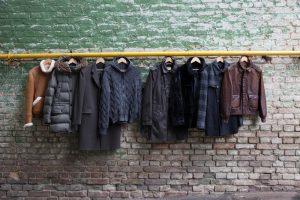 Tintorería de abrigos